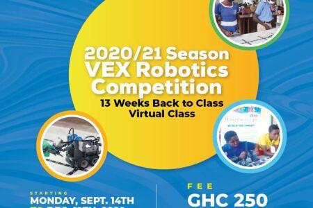BOUNTIFUL TECHNOLOGIES 20202021 SEASON VEX ROBOTICS COMPETITION