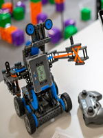 vex robotics side image